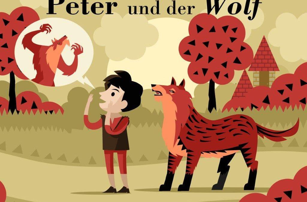 MUSIKMÄRCHEN: Peter & der Wolf