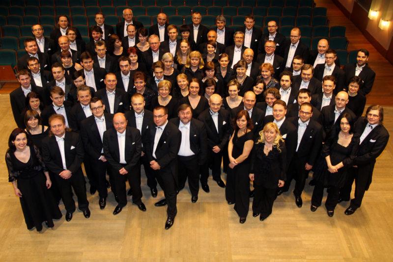 Klassik unter Sternen - Moravian Symphonic Orchestra