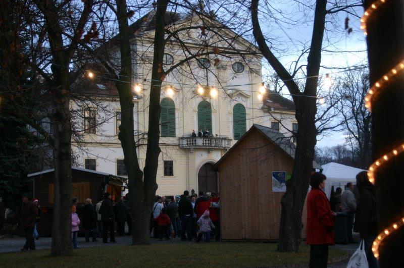 Advent im Schloss Kirchstetten