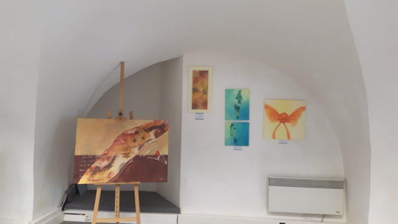 Ausstellung Edith Wolf