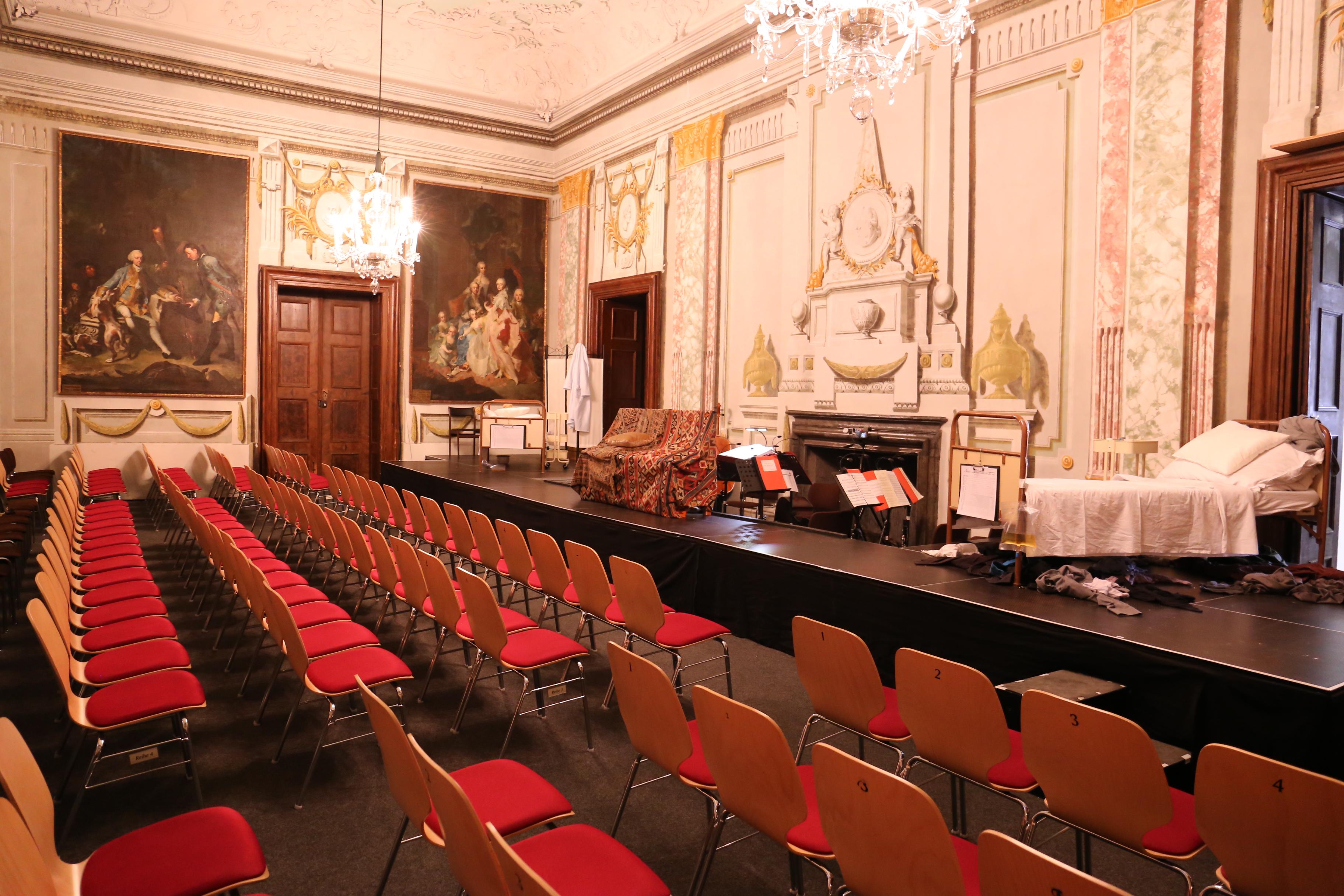 Maulpertsch-Saal Oper
