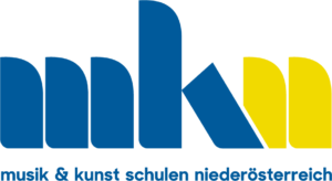 Musik Kunstschulen NOE Logo