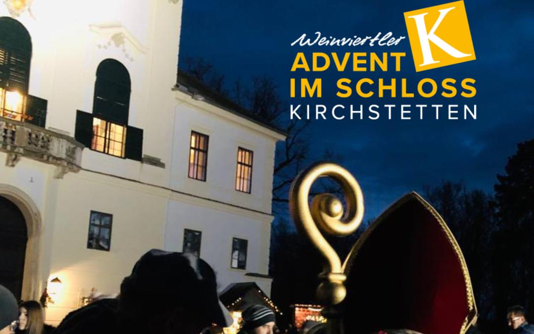 Weinviertler Advent im Schloss Kirchstetten