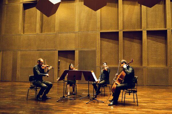 erlesene Streichquartette